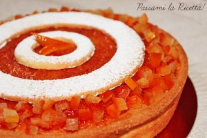Torta all'arancia di Massari