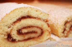 Rotolo Pan di Spagna
