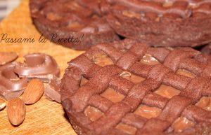 Crostatine al cioccolato