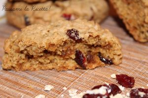 Interno Oatmeal Cookies