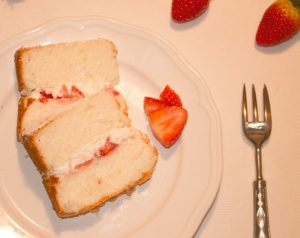 Fetta Angel Food Cake