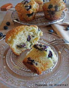 muffin mirtilli interno