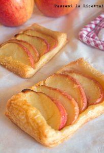 sfogliatine mele