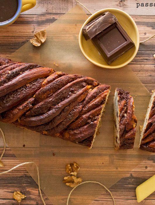 babka cioccolato ricetta