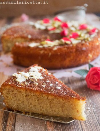 persian love cake torta rose