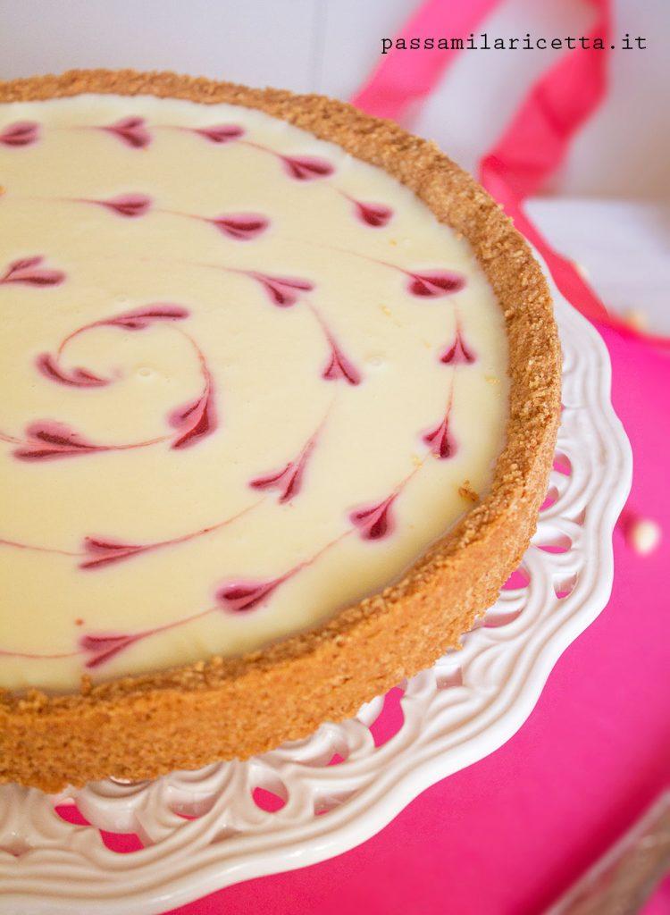 raspberry swirl ricetta americana