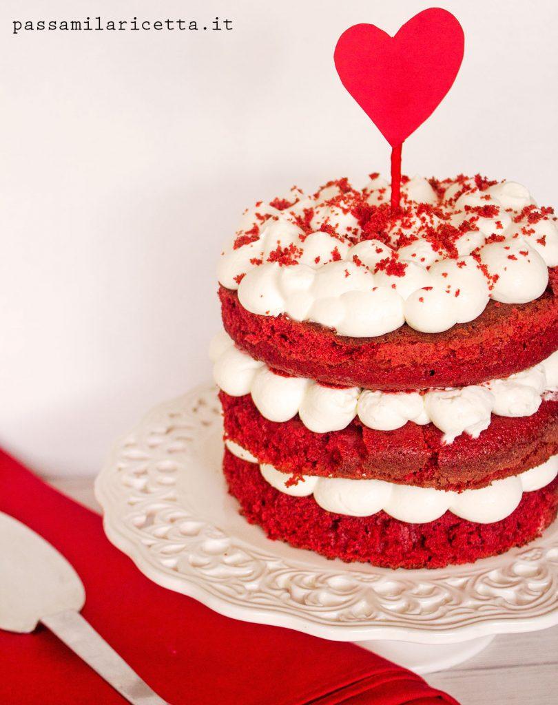 red velvet cake ricetta originale