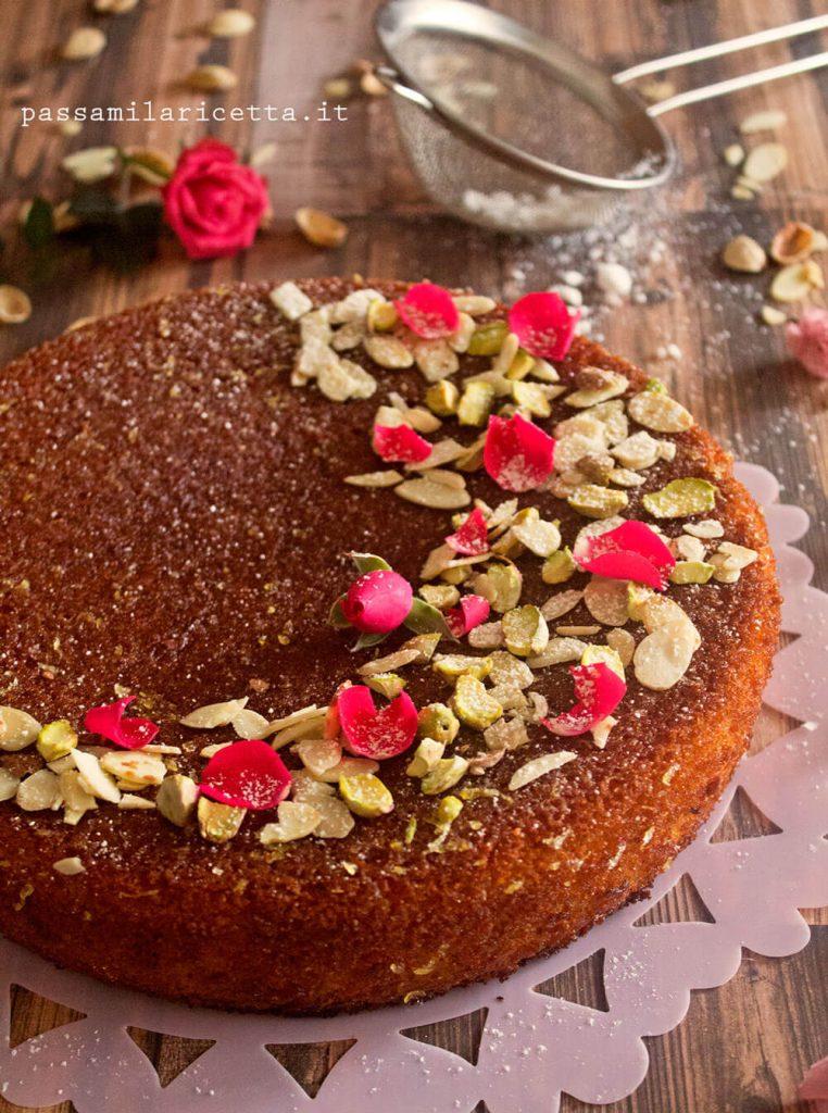 ricetta persian love cake