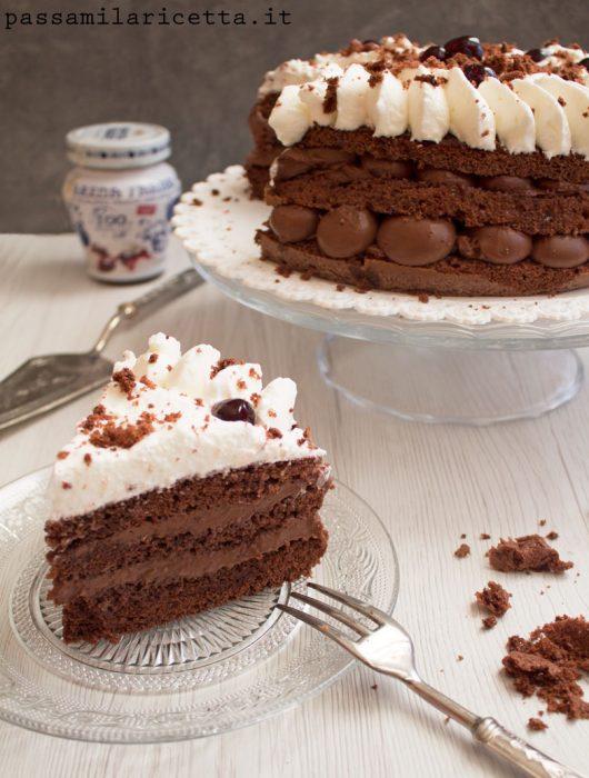 torta foresta nera ricetta