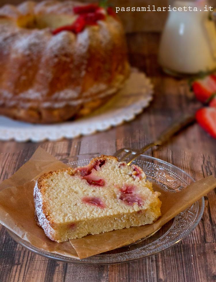 torta 7 vasetti fragole ricetta