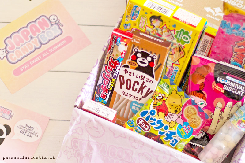 japan candy box giugno
