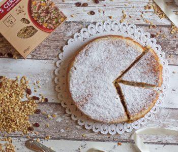 torta di riso senza farina