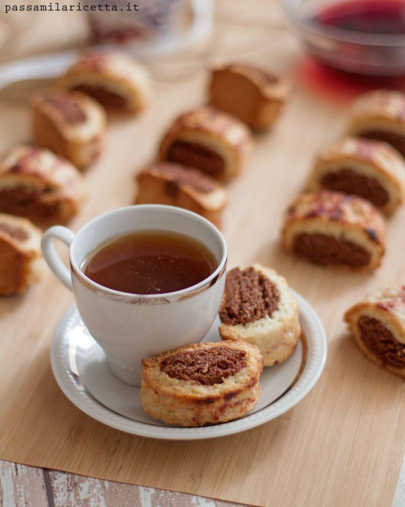 biscotti all'amarena napoletani