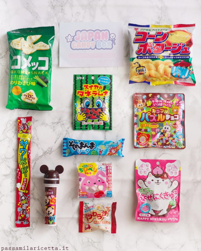 japan candy box novembre giveaway