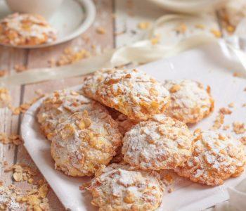 rose del deserto biscotti ai cornflakes