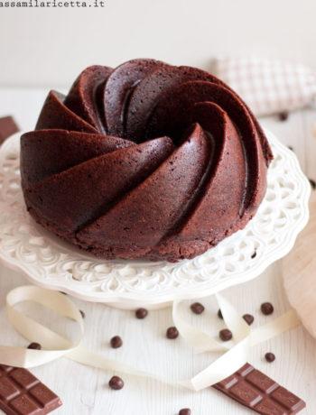 bundt cake cioccolato maionese hummingbird bakery