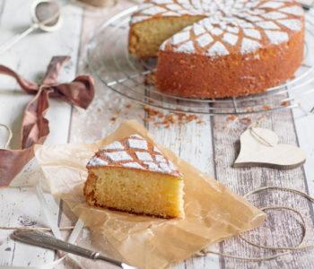 torta margherita senza burro e senza latte