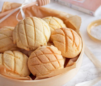 melon pan pane dolce giapponese メロンパン ricetta