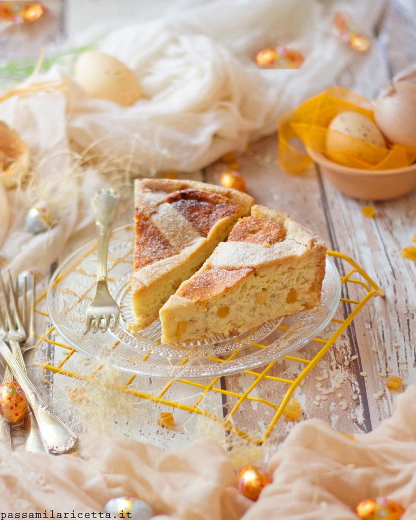 pastiera napoletana ricetta pasticceria scaturchio