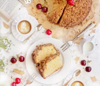 coffee cake torta da colazione americana