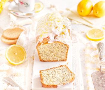limoncello pound cake plumcake al limoncello senza burro