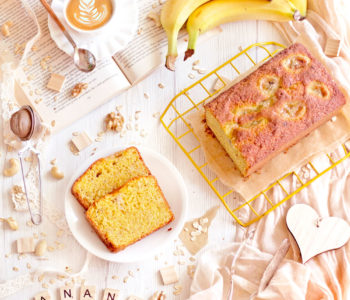 banana cake torta morbida alla banana
