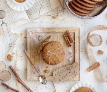 cinnamon cookies biscotti alla cannella