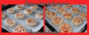 Girelle Mozzarella - Lievitazione
