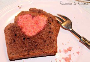 Plumcake San Valentino