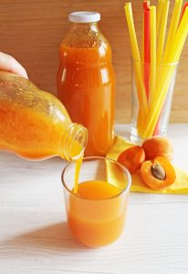 Succo di frutta fatto in casa
