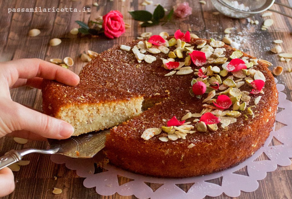 persian love cake ricetta