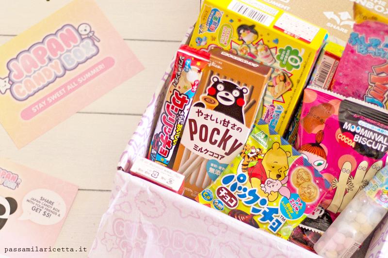 japan candy box giugno