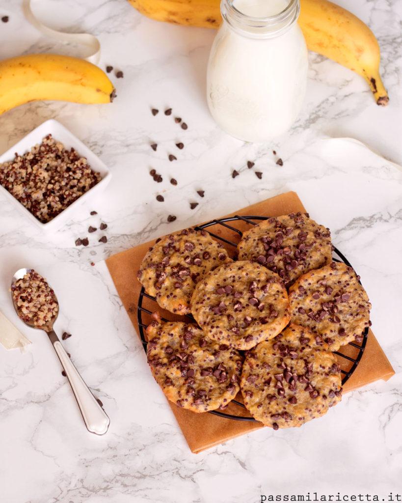 biscotti-banana-quinoa-cotta-senza-zucchero-olio-burro