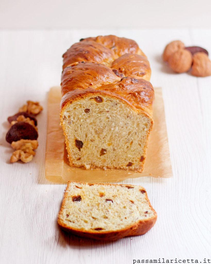 pan brioche alla frutta secca di giorilli