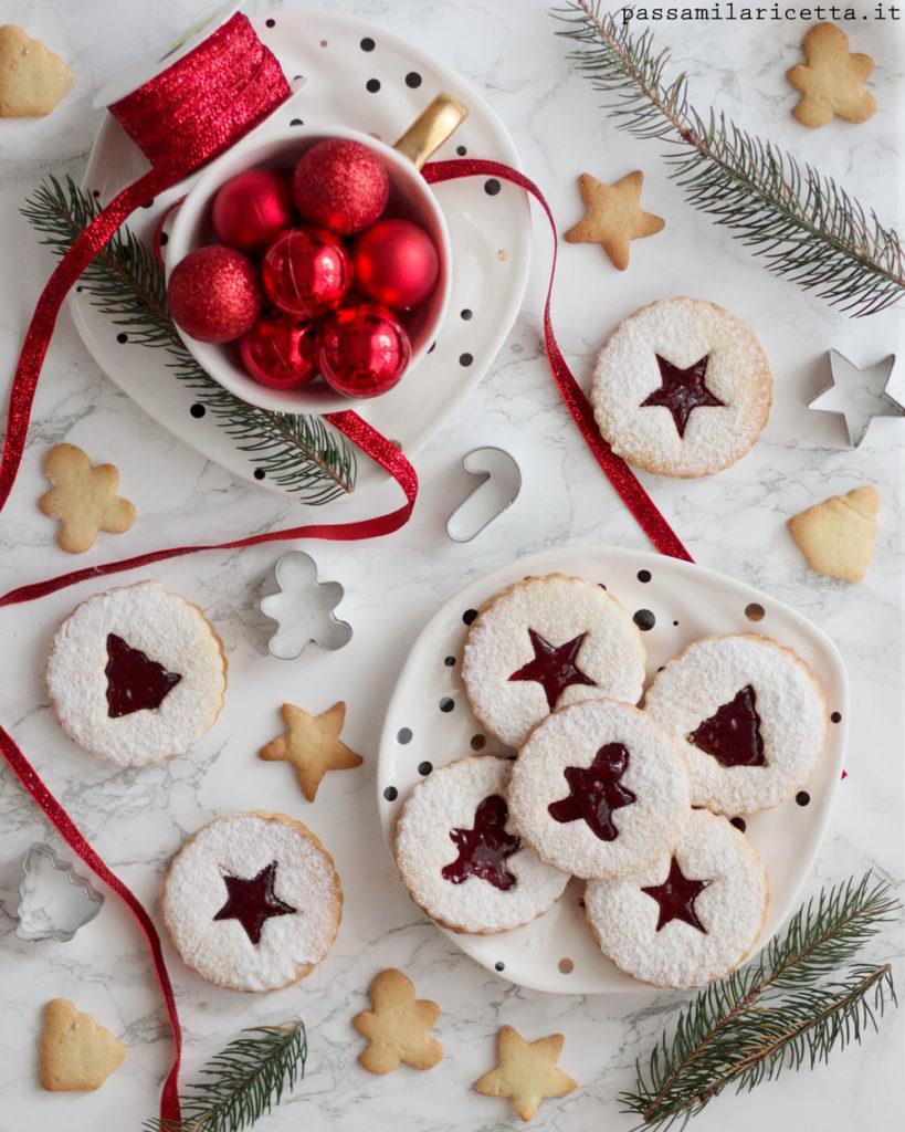 spitzbuben biscotti natalizi tirolesi