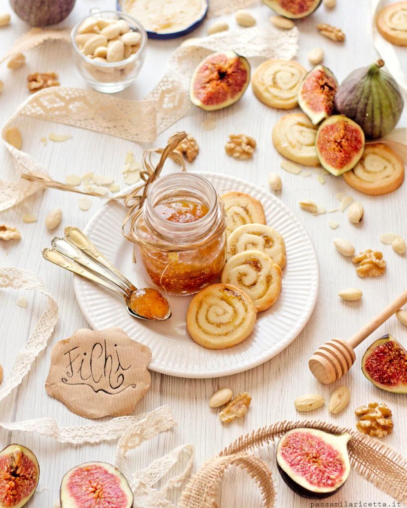 pinwheel cookies biscotti girandola con marmellata