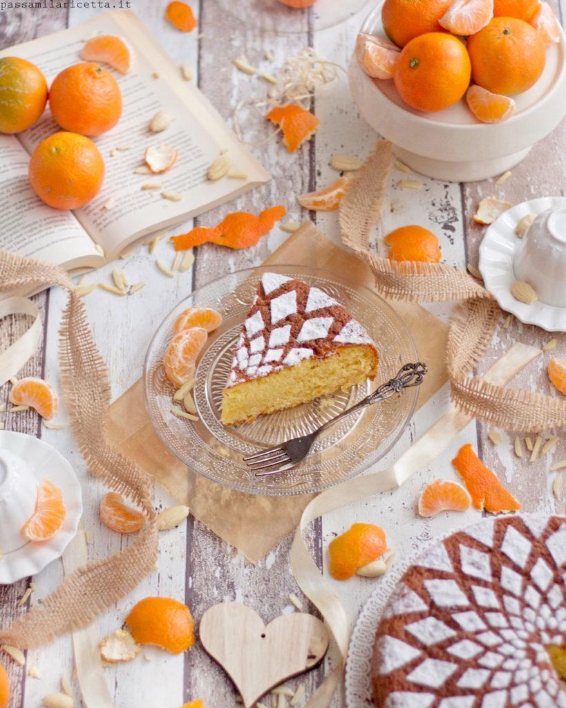 torta di clementine soffice senza burro